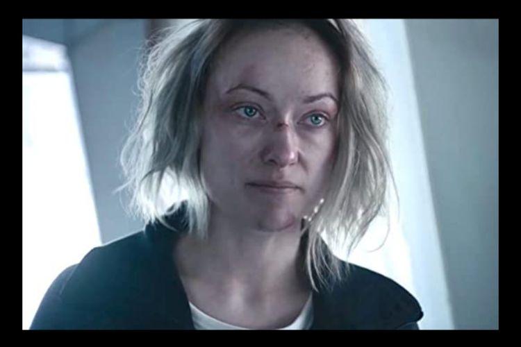 Aktris Olivia Wilde dalam film A Vigilante (2019)
