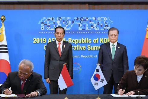 Presiden Jokowi Dorong Perdamaian di Semenanjung Korea