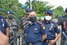 KKP Tangkap 5 Kapal Vietnam di Laut Natuna yang Curi Cumi-cumi