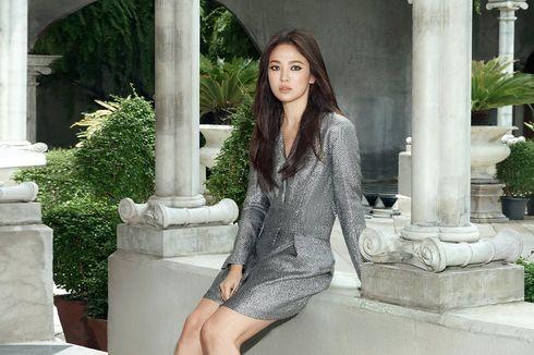 Unggahan Pertama Song Hye Kyo Setelah Bercerai dari Song Joong Ki
