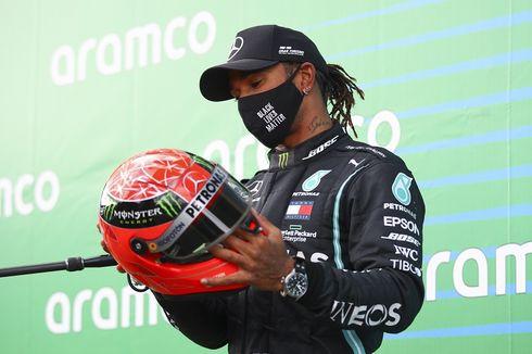 Jadi Juara F1 GP Portugal 2021, Lewis Hamilton Sebut Dirinya Idiot