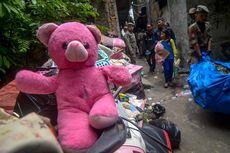 Polisi Pulangkan 3 Warga yang Terlibat Kerusuhan Saat Penggusuran Tamansari