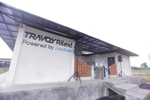 Dengan Travoy Rilex! Anda Bisa Tahu Tempat Mandi Bersih di Rest Area