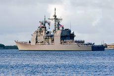 Hendak Masuk Hong Kong, Kapal Perang AS Ditolak China