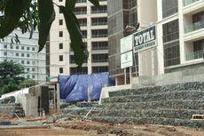 Polisi Bakal Periksa Pelaksana Proyek Pakubuwono Spring