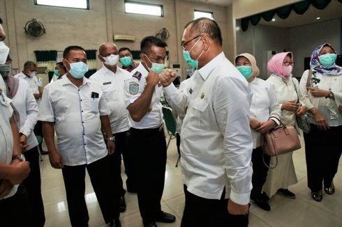 Plt Wali Kota Medan Akhyar Nasution Pamit