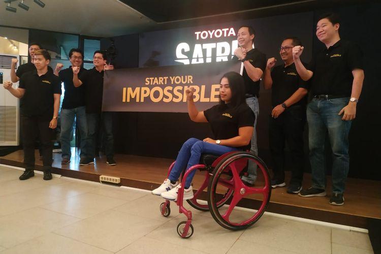 Toyota kembali menggelar program Satria, Satukan Bakat Negeri Kita