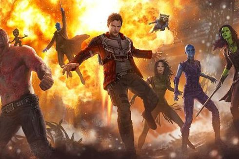 Filmnya Tertunda, Guardians of the Galaxy Bakal Muncul dalam Thor 4