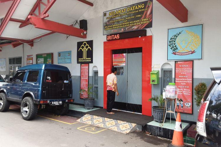 Lapas 2A Kendal Jawa Tengah. KOMPAS.COM/SLAMET PRIYATIN