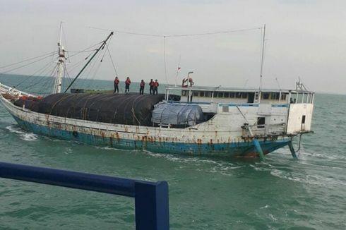 Bea dan Cukai Kepri Gagalkan Penyelundupan 171 Ton Rotan ke Malaysia