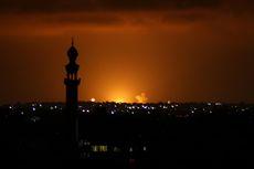 Israel Bom Gaza Setelah Diserang Menggunakan 2 Roket