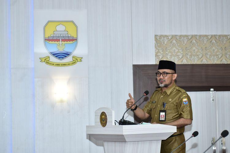 Pj Sekda Provinsi Jambi, Sudirman