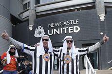 Newcastle United Minta Suporter Tidak Berdandan ala Orang Arab