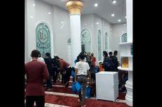 Beredar Video Pedemo Berlindung di Masjid Universitas Jambi, Banyak yang Pingsan Akibat Gas Air Mata