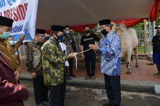 Idul Adha, Wapres Ma'ruf Kurban Dua Sapi di Banten dan Jakarta