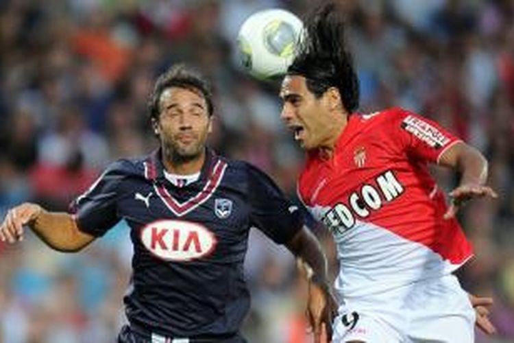 Bomber anyar AS Monaco, Radamel Falcao