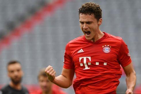Hasil Bayern Muenchen Vs Duesseldorf, Lewandowski dkk Pesta 5 Gol