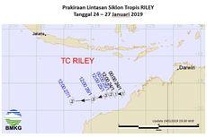 BMKG: Siklon Tropis Riley Picu Hujan Lebat, Seluruh Jawa Harap Waspada