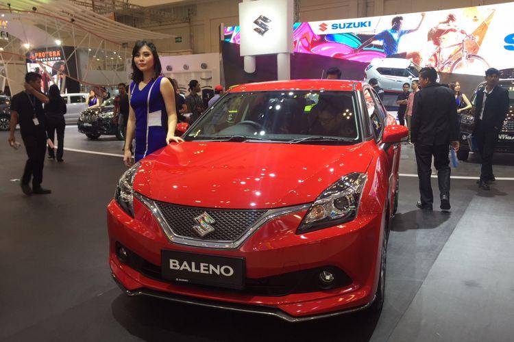 Suzuki Baleno Hatchback di GIIAS 2018