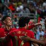 Hasil Kualifikasi Piala Dunia 2022 - Portugal Pesta Gol, Inggris Imbang