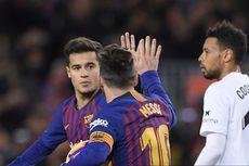 Berita Transfer, Barcelona Bersedia Lepas Coutinho dengan Harga Miring