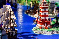 Gunakan 150 Juta Lego, Diorama 'Lord of the Rings' Pecahkan Rekor