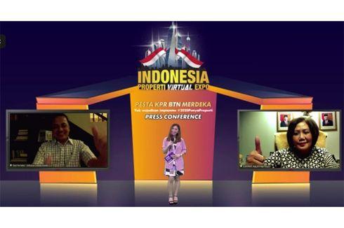 Dorong Masyarakat Memiliki Rumah Idaman, Pameran Indonesia Properti Virtual Expo Diperpanjang