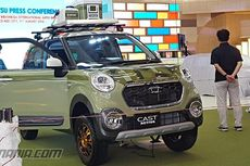 Daihatsu Menggoda dengan Sigra dan Kei Car