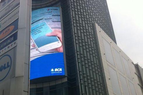 Pria yang Jatuh dari dari Menara BCA Diduga Nasabah yang Sedang Urus Kredit
