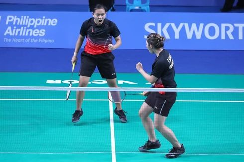 Jadwal Final Badminton SEA Games 2019, Indonesia Vs Thailand