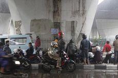 Prakiraan Cuaca Jabodetabek: Pagi Berawan, Siang Hujan
