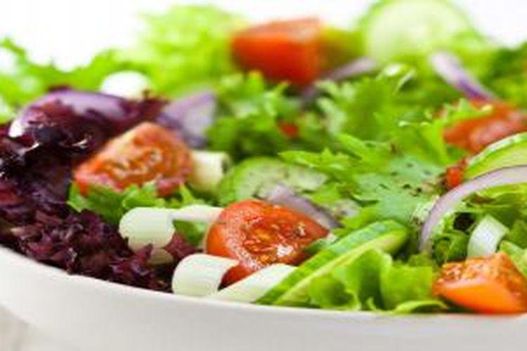 Konsumsi sayur bisa buat kulit jadi cantik