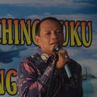 Mantan Kepala Staf TNI Angkatan Udara, Marsekal TNI Agus Supriatna.