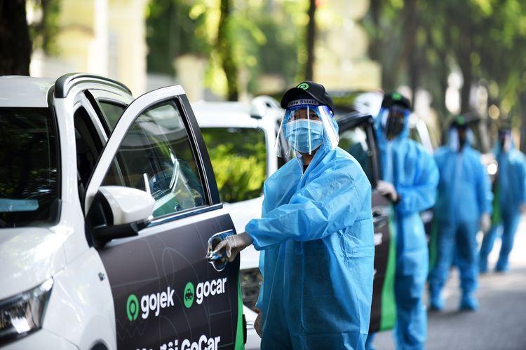 Layanan GoCar Vietnam siap beroperasi.