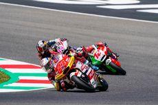 Pebalap Federal Oil Gresini Moto2 Sudah Usaha Maksimal di GP Italia
