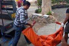 Mayat Perempuan Membusuk Terdampar di Pantai Ngagelan