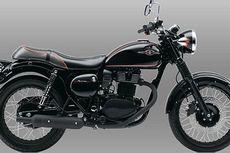 Tonggak Kawasaki Terjun di Segmen Retro Klasik Bukan W175