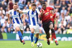 Pogba Sayangkan Sikap Skuad Manchester United Saat Kalah dari Brighton