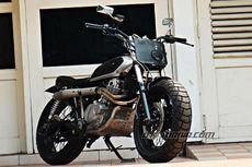 Peralihan Jati Diri Suzuki Thunder 250
