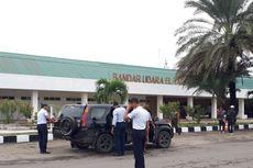 Amankan Natal dan Tahun Baru, Petugas Sweeping Bandara El Tari Kupang