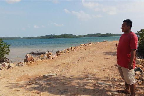 Kasus OTT Gubernur Kepri, Warga Piayu Laut Bantah Adanya Reklamasi