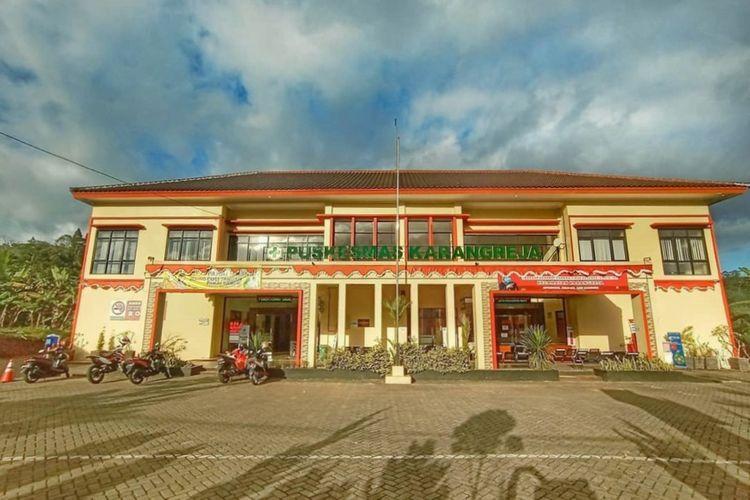 Gedung Puskesmas Karangreja, Purbalingga, Jawa Tengah.