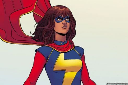 Ms Marvel Siap-siap Masuk Marvel Cinematic Universe