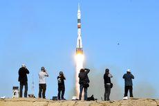 Sempat Gagal, Roket Soyuz Kembali Meluncur ke ISS