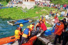 Usai Menabur Pakan Ikan, Bornok Tenggelam di Danau Toba