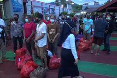Terima Limpahan Tahanan Pasca Gempa Bumi, Lapas Polman Penuh Sesak