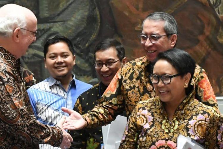 Aktif di Media Sosial, Kemenlu Sabet Penghargaan