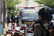 Korban Luka akibat Bom Bunuh Diri di Gereja Katedral Makassar Bertambah