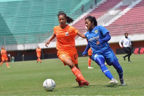 Liga 1 Putri, Persija Kalahkan Persib