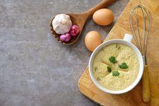 Resep Tim Ayam Telur, Sarapan Hangat untuk Musim Hujan
